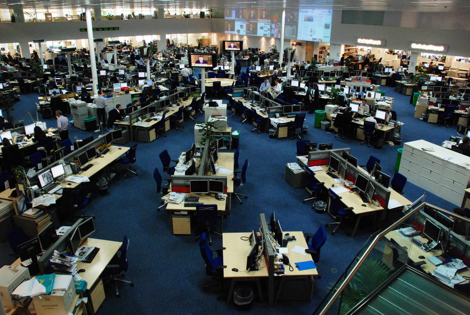 The Daily Telegraph Newsroom