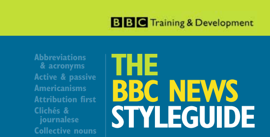 BBC Guide Lines