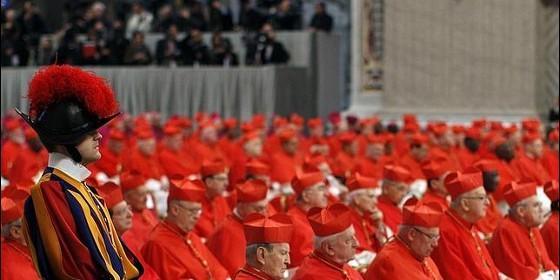 El Cónclave del Vaticano