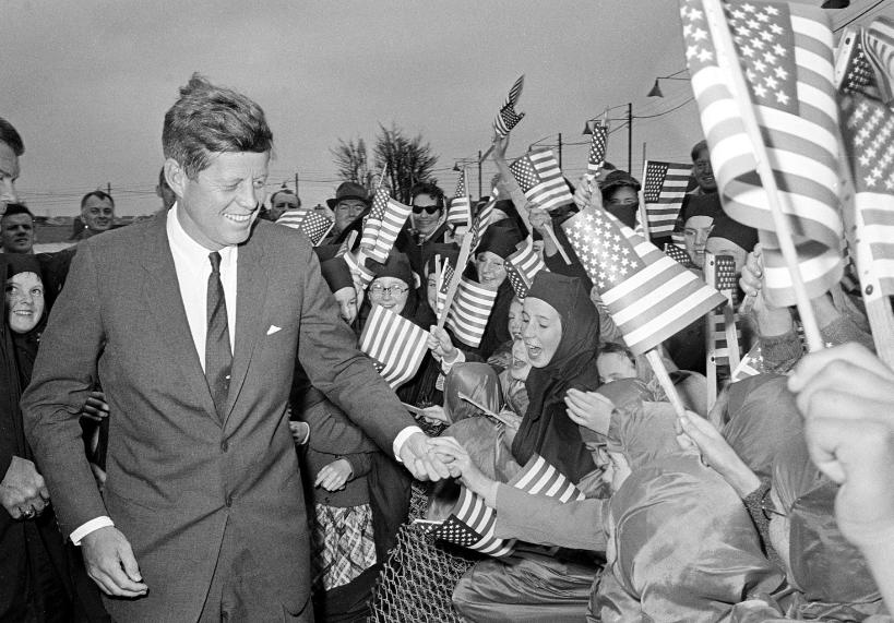 JFK en Irlanda