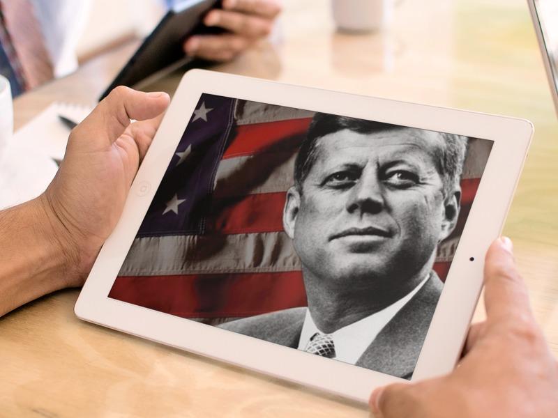 JFK, las mejores aplicaciones para smartphones y tablets